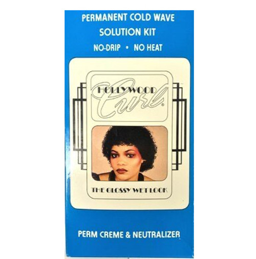 Hollywood Curl   The Glossy Wet Look   Perm Creme And Neutralizer