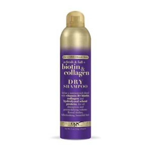 OGX   Biotin and Collagen   Dry Shampoo Exclusive Collection(5oz)