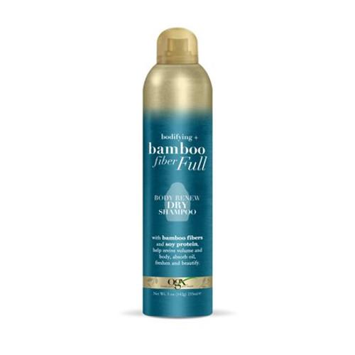 OGX   Bodyfying and Bamboo Fiber Full   Dry Shampoo(5oz)