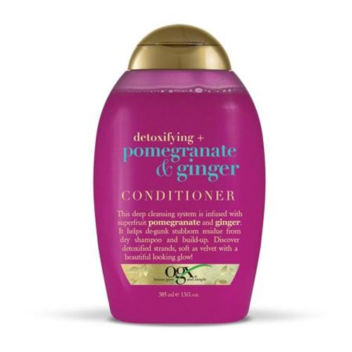 OGX   Detoxifying Pomegranate And Ginger   Conditioner(13oz)