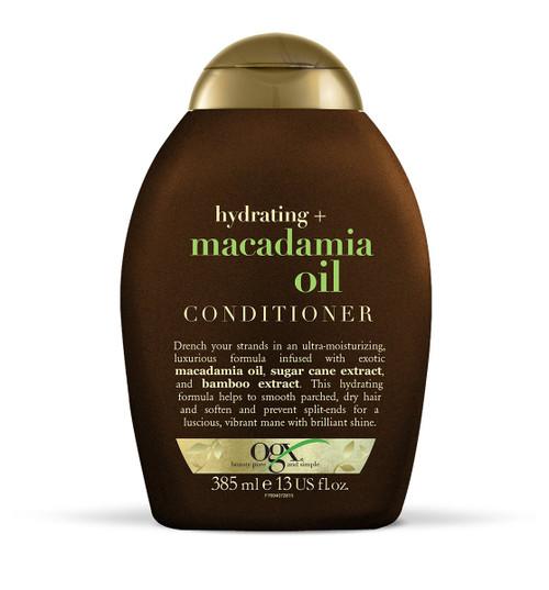 OGX   Hydrating Macadamia Oil   Shampoo(13oz)