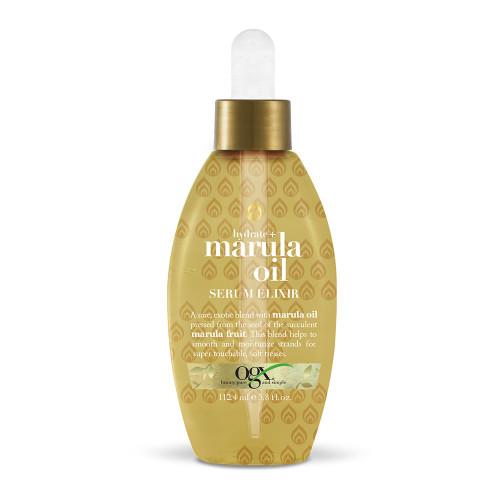 OGX   Marula Oil   Hydrate Serum Elixir (3.8oz)