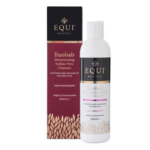 Equi Botanics | Baobab | Moisturising Sulfate Free Cleanser(9oz)
