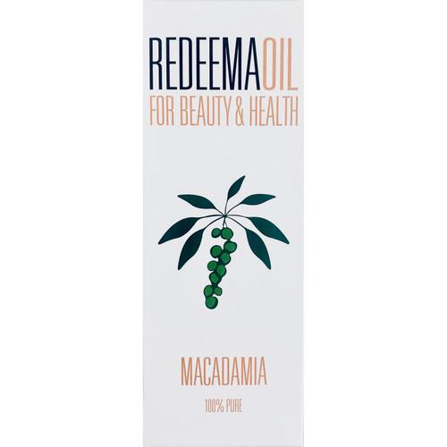 Redeema Oil | 100% Pure Macadamia Oil(5oz)