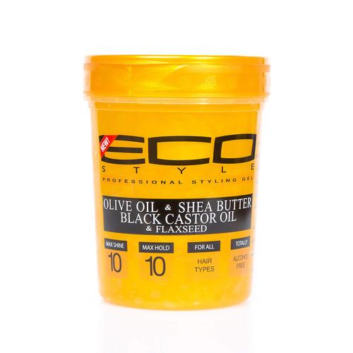ECO | Gold EcoPlex Style Gel(32oz)