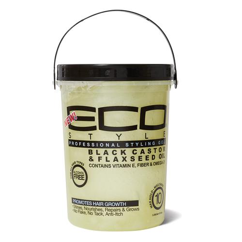 ECO | Black Castor & Flaxseed Oil(80oz)