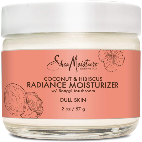 Shea Moisture | Coconut and Hisbiscus | Radiance Moisturizer (2oz)