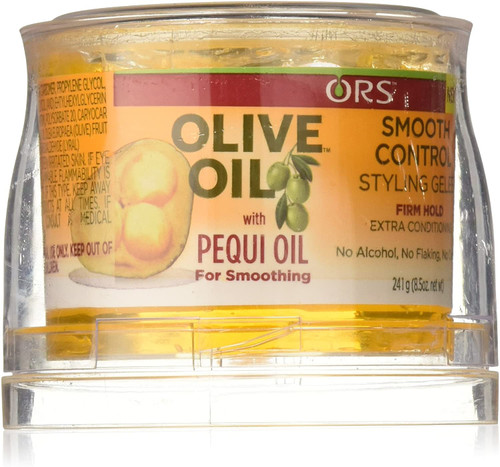 ORS | Pequi Oil | Smooth Control Styling Gelee | Firm Hold (8.5oz)