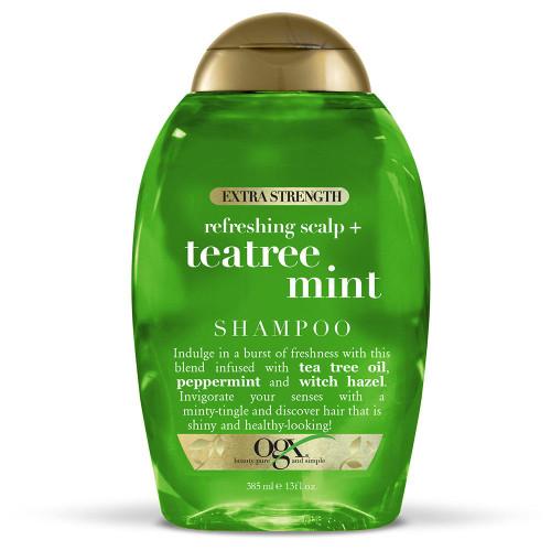OGX | Teatree Mint | Extra Strength Shampoo (13oz)