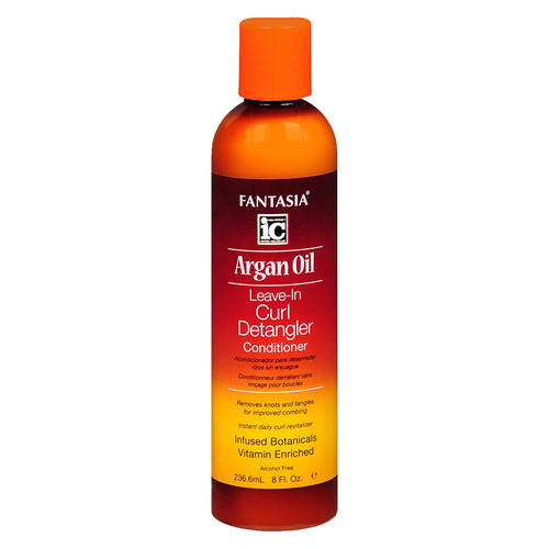 Fantasia | Argan Oil | Leave In Curl Detangler Conditioner (8oz)
