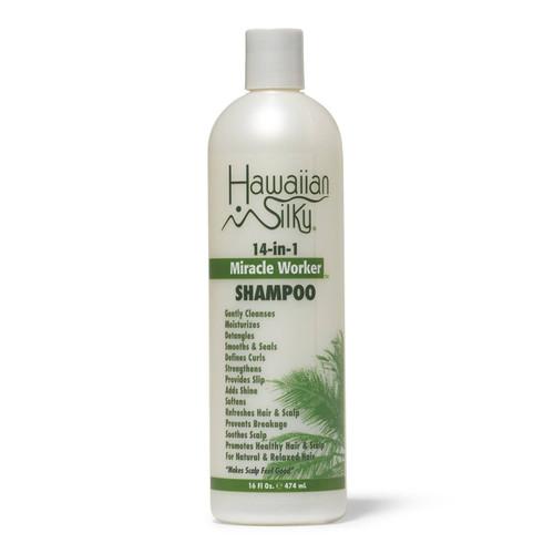 Hawaiian Silky | 14-in-1 Miracle Worker Shampoo (16oz)