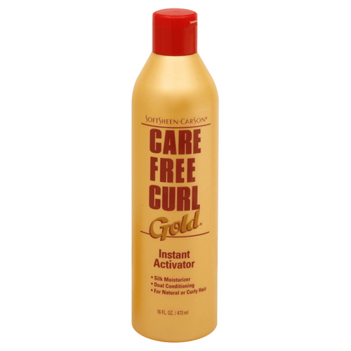 Softsheen Carson | Care Free Curl Gold | Instant Activator (16oz)