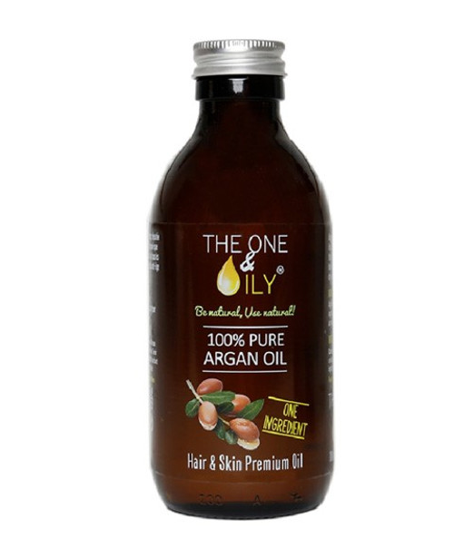 The One and Oily | 100% Pure Argan Oil (7oz)