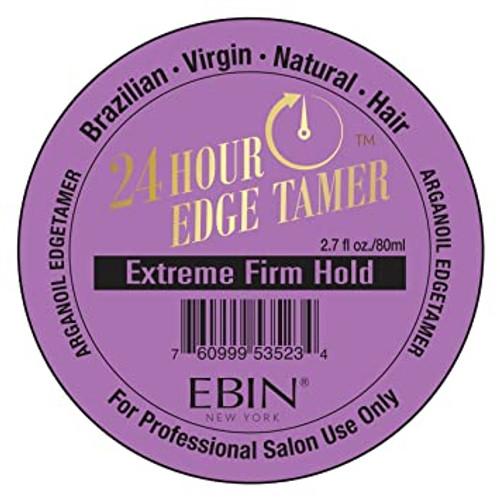 Ebin   24 Hour Edge Tamer   Extreme Firm Hold (80ml)
