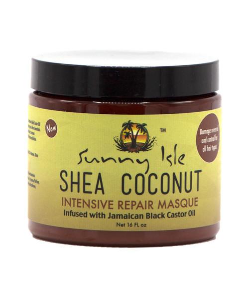 Sunny Isle | Shea Coconut | Intensive Repair Masque (16oz)