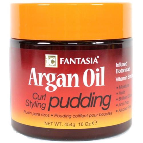 Fantasia | Argan Oil | Curl Styling Pudding (16oz)