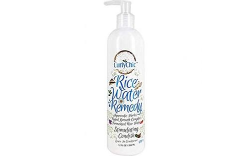CurlyChic | Rice Water Remedy | Stimulating Condish (8oz)