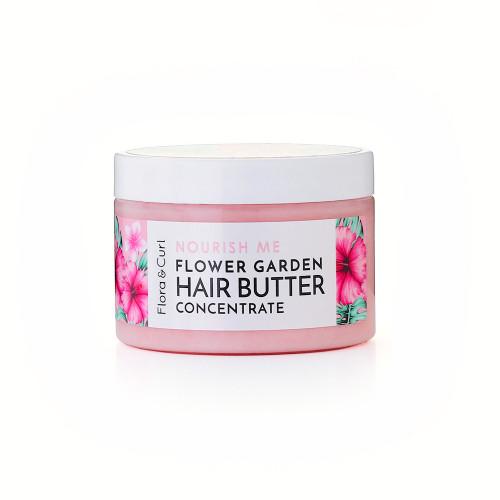 Flora And  Curl | Flower Garden Hair Butter (120g)