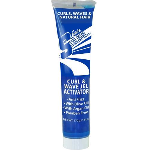 Luster's | S Curl | Regular Curl & Wave Jel Activator (Blue) (6oz)