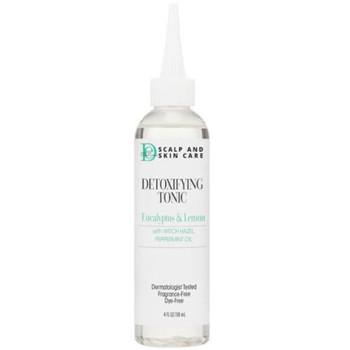 Design Essentials | Scalp and Skin Care | Detoxifying Tonic (4oz)