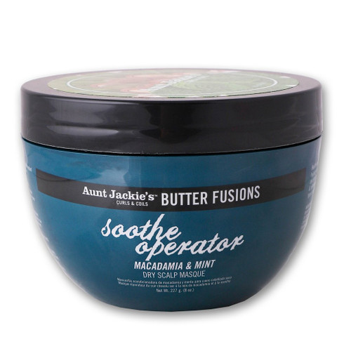 Aunt Jackie's | Curls & Coils | Butter Fusions | Soothe Operator