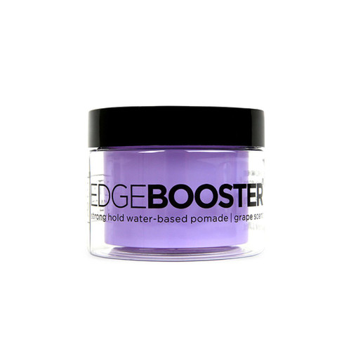 Style Factor | Edge Booster | Strong Hold Water-Based Pomade | Grape Scent