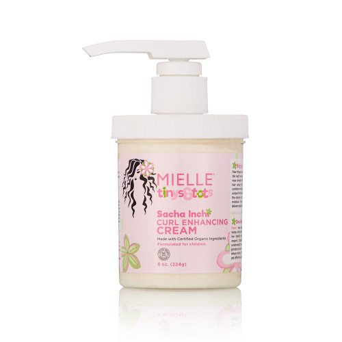 Mielle  | Tinys & Tots | Sacha Inchi | Curl Enhancing Cream(8oz)
