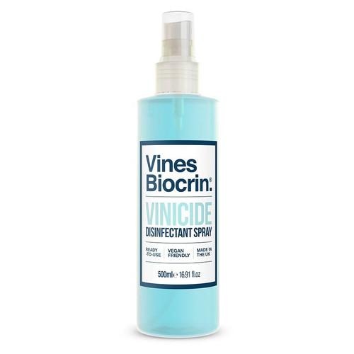 Vines Biocrin   Vinicide   Disinfectant Spray(16oz)
