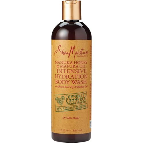 Shea Moisture | Manuka Honey & Mafura Oil | Intensive Hydration Body Wash(13oz)