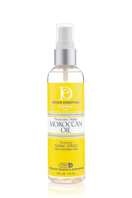 Design Essentials | Moroccan oil Finishing Spray(4oz)