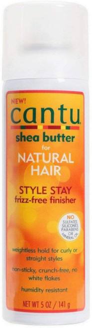 Cantu Natural Hair Style Stay Frizz-Free Finisher (5 oz.)