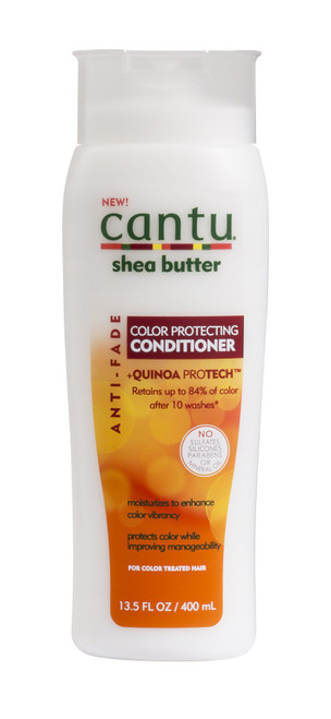 Cantu Shea Butter Anti-Fade Color Protecting Conditioner 400ml