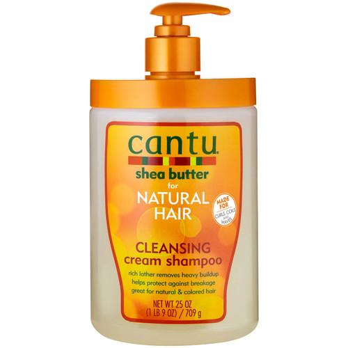 Cantu | Shea butter | sulfate-free cleansing cream shampoo