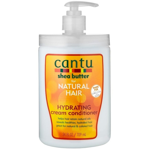 cantu | shea butter | sulfate - free hydrating cream conditioner