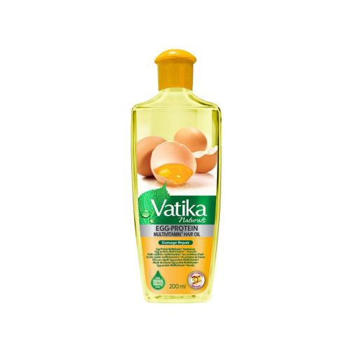 VATIKA NATURALS | Egg Protein Hair Oil