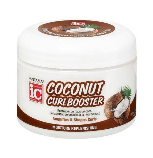 IC | Fantasia | COCONUT ‣ Curl Booster