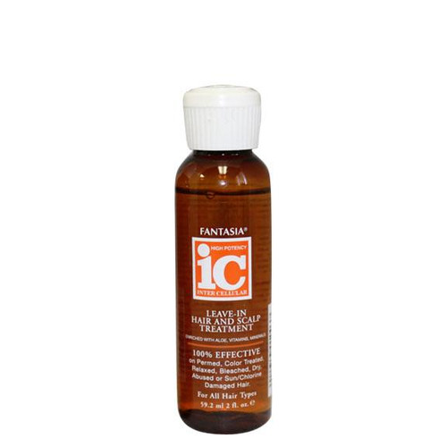 IC LEAVE-IN HAIR AND SCALP TREATMENT 2 OZ TRAVEL SIZE