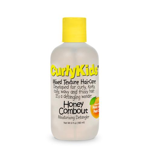 CURLYKIDS HAIR CARE | Honey Combout Moisturizing Detangler