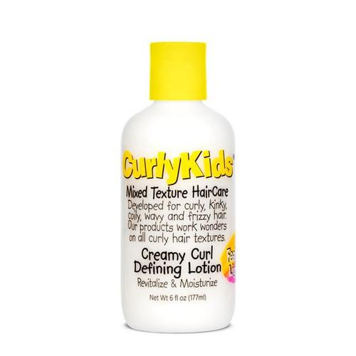 CURLYKIDS HAIR CARE | Creamy Curl Defining Lotion 6fl oz