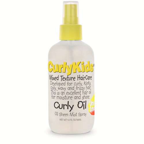 CURLYKIDS HAIR CARE Curly Oil