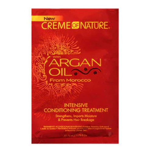 Creme of Nature Argan Oil Intensive Treatment Sachet 51ml