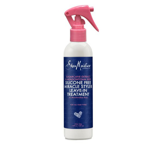 SHEA MOISTURE SILICONE FREE MIRACLE STYLER LEAVE IN TREATMENT 237ml