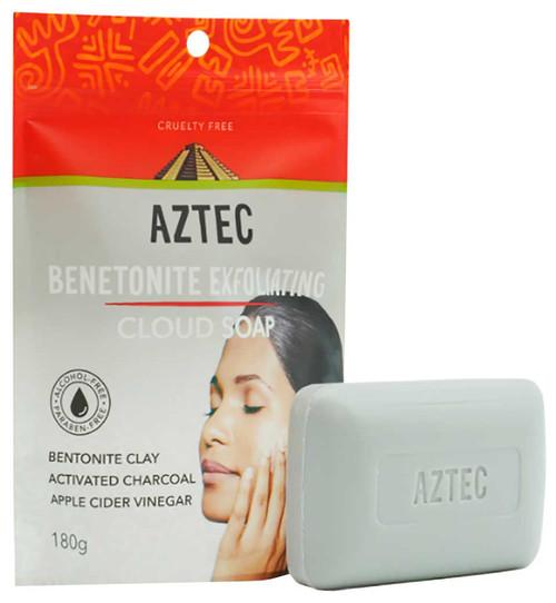Aztec Benetonite Exfoliating Cloud Soap 180g