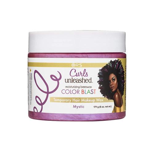 Color Blast Temporary Hair Makeup Wax - Mystic 171g
