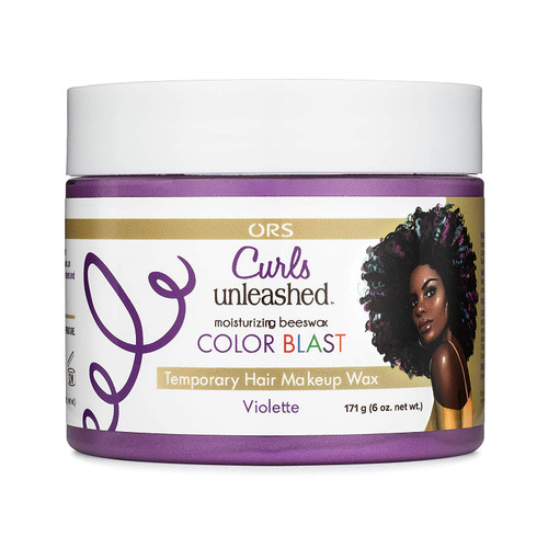 ORS Color Blast Temporary Hair Makeup Wax - Violette 117g