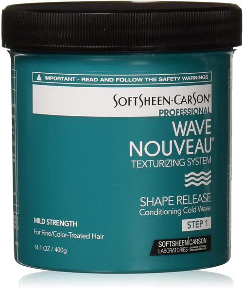 Soft Sheen Carson Optimum Wave Nouveau Shape Release Conditioning Cold Wave Mild Strength 400g/14.1oz