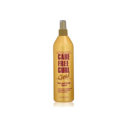 SOFTSHEEN-CARSON PROFESSIONAL  Gold Hair & Scalp Spray 16fl