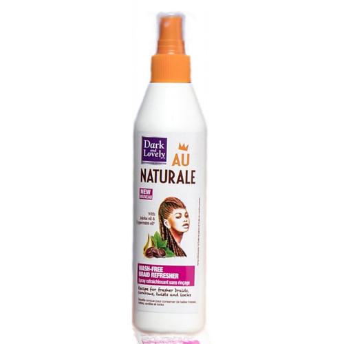 Au Naturale wash-free Braid Refresher - 250ml