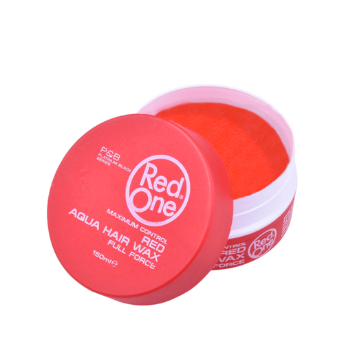 RedOne Hair Wax Full Force Red 150ml