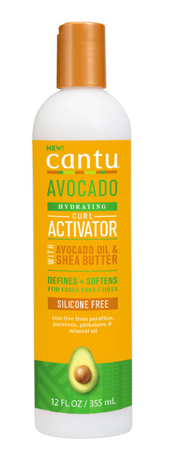 CANTU AVOCADO HYDRATING CURL ACTIVATOR